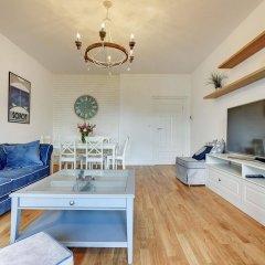 Апартаменты Lion Apartments - Monte Deluxe Сопот комната для гостей фото 4