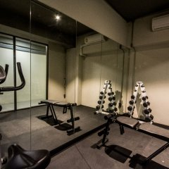 THA City Loft Hotel фитнесс-зал фото 2