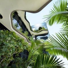 Отель PARKROYAL on Pickering Сингапур, Сингапур - 3 отзыва об отеле, цены и фото номеров - забронировать отель PARKROYAL on Pickering онлайн балкон