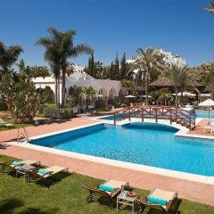 Отель Melia Marbella Banus бассейн фото 3