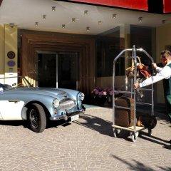 Отель Park Hotel Mignon Италия, Меран - отзывы, цены и фото номеров - забронировать отель Park Hotel Mignon онлайн городской автобус