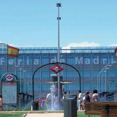Отель Ibis Calle Alcala Мадрид спортивное сооружение