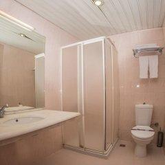 Buyuk Amasya Oteli Турция, Амасья - отзывы, цены и фото номеров - забронировать отель Buyuk Amasya Oteli онлайн ванная