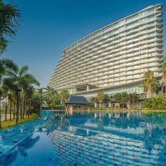 Отель Xiamen International Conference Hotel Китай, Сямынь - отзывы, цены и фото номеров - забронировать отель Xiamen International Conference Hotel онлайн бассейн