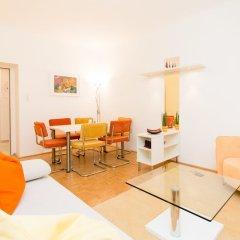 Апартаменты Jupiter Apartment Dorotheergasse комната для гостей фото 4