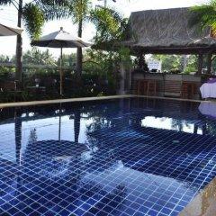 Отель Baan Chayna Resort Пхукет бассейн фото 2
