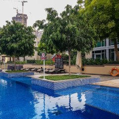 Отель Maison Privee - Burj Residence Дубай бассейн