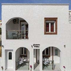 Отель Galatia Villas Греция, Остров Санторини - отзывы, цены и фото номеров - забронировать отель Galatia Villas онлайн вид на фасад