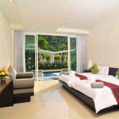 Отель The Palmery Resort and Spa Таиланд, Пхукет - 2 отзыва об отеле, цены и фото номеров - забронировать отель The Palmery Resort and Spa онлайн комната для гостей фото 5