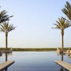 Отель Anantara Eastern Mangroves Abu Dhabi Абу-Даби бассейн