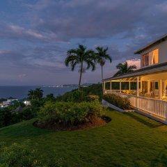 Отель Blue Heaven by Jamaican Treasures пляж