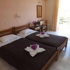 Отель Leonidas Hotel and Studios Греция, Кос - 1 отзыв об отеле, цены и фото номеров - забронировать отель Leonidas Hotel and Studios онлайн комната для гостей фото 3