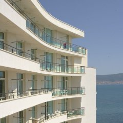 Отель Феста Панорама Отель Болгария, Несебр - отзывы, цены и фото номеров - забронировать отель Феста Панорама Отель онлайн балкон