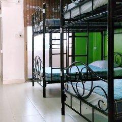 Отель The Twins Hostel Таиланд, Бангкок - отзывы, цены и фото номеров - забронировать отель The Twins Hostel онлайн комната для гостей фото 2
