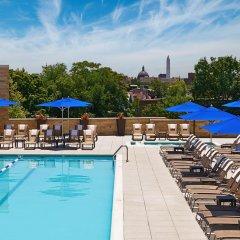 Отель Washington Hilton бассейн