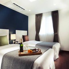 Отель N Fourseason Hotel Myeongdong Южная Корея, Сеул - отзывы, цены и фото номеров - забронировать отель N Fourseason Hotel Myeongdong онлайн в номере