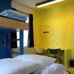 Отель Globalhagen Hostel Дания, Копенгаген - отзывы, цены и фото номеров - забронировать отель Globalhagen Hostel онлайн комната для гостей фото 5