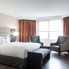 Отель Doubletree By Hilton Gatineau-Ottawa Гатино комната для гостей фото 5
