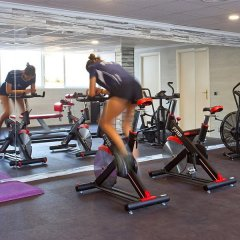 Vistasol Hotel Aptos & Spa фитнесс-зал фото 2