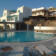Porto Mykonos Hotel с домашними животными
