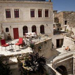 Hezen Cave Hotel Ургуп балкон