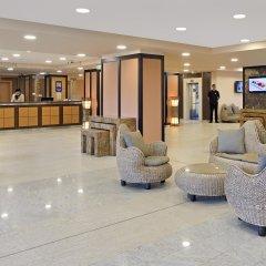 Отель Sol Nessebar Mare Hotel - Все включено Болгария, Несебр - 8 отзывов об отеле, цены и фото номеров - забронировать отель Sol Nessebar Mare Hotel - Все включено онлайн интерьер отеля