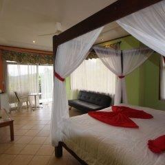 Отель Arenal Tropical Garden Эль-Кастильо комната для гостей фото 3