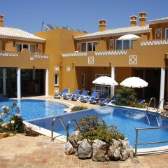 Отель Montinho De Ouro бассейн фото 2