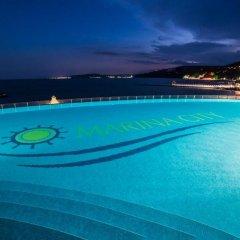Отель Marina City Балчик бассейн фото 2