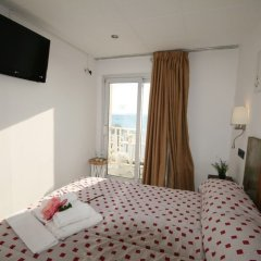 Отель Vela Испания, Курорт Росес - отзывы, цены и фото номеров - забронировать отель Vela онлайн комната для гостей фото 2
