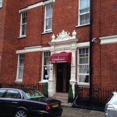 Отель Barkston Rooms Earl's Court (formerly Londonears Hostel) Великобритания, Лондон - 5 отзывов об отеле, цены и фото номеров - забронировать отель Barkston Rooms Earl's Court (formerly Londonears Hostel) онлайн вид на фасад