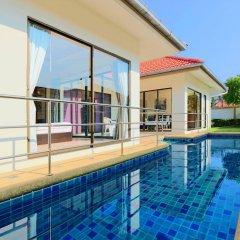 Отель Villa Tortuga Pattaya бассейн