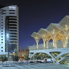 Отель Tivoli Oriente Португалия, Лиссабон - 1 отзыв об отеле, цены и фото номеров - забронировать отель Tivoli Oriente онлайн фото 3