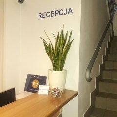 Отель Cracow Central Aparthotel Польша, Краков - отзывы, цены и фото номеров - забронировать отель Cracow Central Aparthotel онлайн фото 2