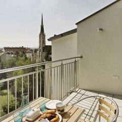 Апартаменты Rafael Kaiser Premium Apartments Вена балкон