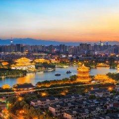 Отель OYO Китай, Сиань - отзывы, цены и фото номеров - забронировать отель OYO онлайн