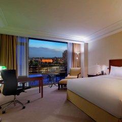 Hilton Istanbul Bosphorus Турция, Стамбул - 5 отзывов об отеле, цены и фото номеров - забронировать отель Hilton Istanbul Bosphorus онлайн комната для гостей фото 4