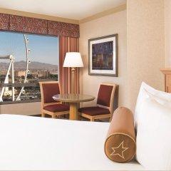 Отель Harrahs Las Vegas США, Лас-Вегас - отзывы, цены и фото номеров - забронировать отель Harrahs Las Vegas онлайн комната для гостей