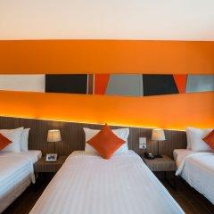 J Inspired Hotel Pattaya комната для гостей фото 5