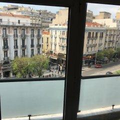 Mandrino Hotel балкон