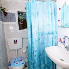Отель Eclectic Studio Греция, Корфу - отзывы, цены и фото номеров - забронировать отель Eclectic Studio онлайн ванная