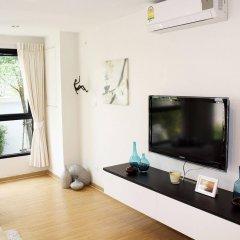 Utd Aries Hotel & Residence Бангкок комната для гостей фото 2