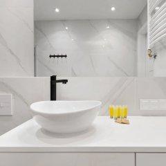 Апартаменты National Opera Premium Apartment Варшава ванная