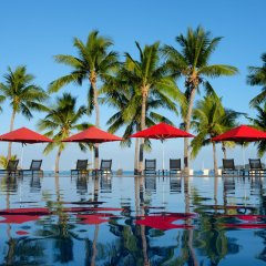 Отель Musket Cove Island Resort & Marina бассейн фото 2