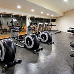 Отель Holiday Inn Merida Mexico фитнесс-зал фото 3