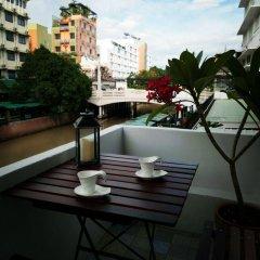 Отель Na Banglampoo балкон