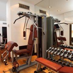 Отель Starhotels Ritz Италия, Милан - 9 отзывов об отеле, цены и фото номеров - забронировать отель Starhotels Ritz онлайн фитнесс-зал фото 3