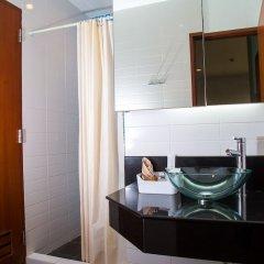 Отель Patio Luxury Suites ванная