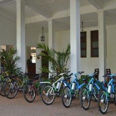 Отель Lakeside At Nuwarawewa Анурадхапура спортивное сооружение