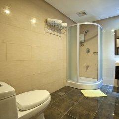 Отель M Citi Suites ванная
